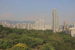 Old town of kowloon city hong kong. The old town of kowloon city hong kong stock photos