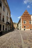 Old Town in Krakow Royalty Free Stock Photo