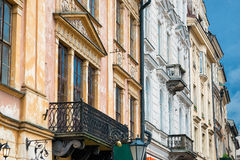 Old town of Krakow Stock Photos