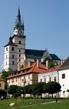 Old town Kremnica, Slovakia Royalty Free Stock Photography