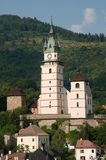 Old town Kremnica, Slovakia Stock Photos