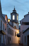Old town of Lagos, Algarve Portugal Royalty Free Stock Image