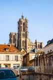 Old town Laon Royalty Free Stock Photo