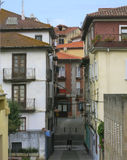 Old town of Laredo. Cantabria, Spain Stock Photography