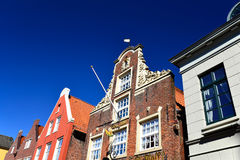 Old Town in Leer. The old town in northern germany town leer Royalty Free Stock Images