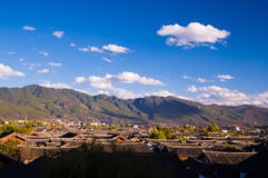The old town of lijiang Royalty Free Stock Photo