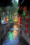 Old Town of Lijiang Royalty Free Stock Image