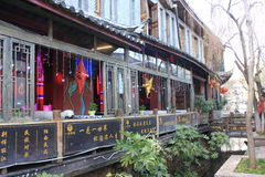 Old town of Lijiiang Stock Photos