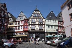 Old town of Limburg, Germany Stock Photo