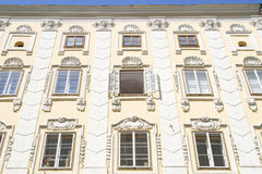 Old town Linz Stock Photography