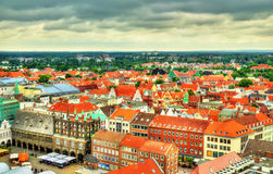 Old town of Lubeck - Germany Royalty Free Stock Photography
