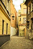Old town Lublin Royalty Free Stock Photography