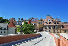 Old town of Lublin. Stock Images