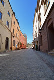 Old town of Lublin. City in Poland. Stock Photo