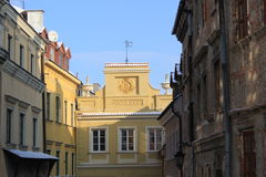 Old town in Lublin royalty free stock photos