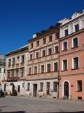 Old town, Lublin, Poland Stock Photos