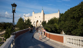 Old town, Lublin, Poland Stock Image