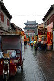 Old town. Luoyang. Henan, China Stock Photo