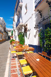 Old Town Marbella Royalty Free Stock Photo