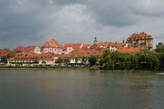 The old town of Maribor Royalty Free Stock Image