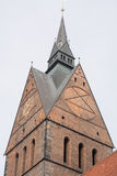 Old town market church, Hannover, Germany Royalty Free Stock Photo