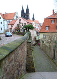 Old town Meissen Germany Stock Image