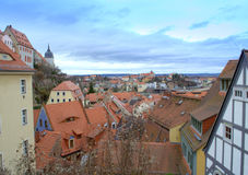 Old town Meissen Germany Stock Photography