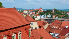Meissen old town Royalty Free Stock Image