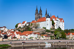 Old town Meissen, Saxony, Germany Royalty Free Stock Photography