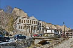 Old town Melnik Royalty Free Stock Image