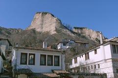 Old town Melnik Stock Image