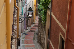 Old town Menton Royalty Free Stock Images