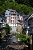 The Old Town of Monschau Royalty Free Stock Photo