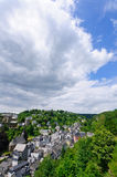 The old town of Monschau in Germany Royalty Free Stock Photography