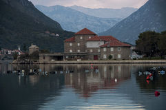 Old town in Montenegro Royalty Free Stock Photos
