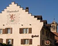 Old Town Murten, Switzerland Royalty Free Stock Image