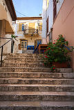 Old town of Nafplio in Peloponnese, Greece. Royalty Free Stock Image