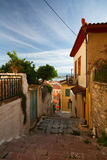 Old town of Nafplio in Peloponnese, Greece. Royalty Free Stock Photos