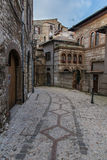 Old town Narni Stock Photos