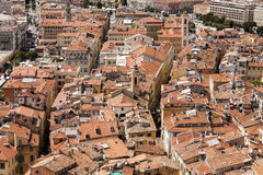 Old town of Nice Royalty Free Stock Photos