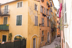 Old town of Nice, France Royalty Free Stock Photography