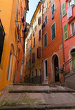 Old town of Nice, France Stock Photos