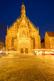 Old town of Nuremberg, Germany Stock Images