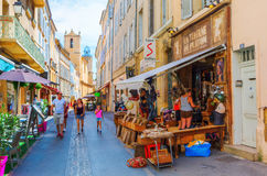 Free Old Town Of Aix En Provence, France Stock Photos - 75771553