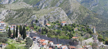 Free Old Town Of Bar In Montenegro Royalty Free Stock Photos - 53309308