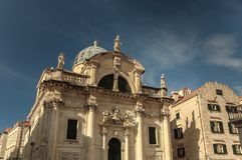 Free Old Town Of Dubrovnik, Croatia Stock Image - 124618961