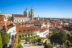 Free Old Town Of Prague Czech Republic. Royalty Free Stock Photo - 129995145