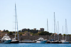 Old Town Of Rhodes. Royalty Free Stock Photos