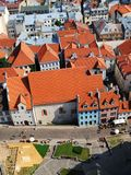 Old Town Of Riga Royalty Free Stock Photography