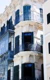 Old Town Palma de Mallorca. House in the Old Town of Palma de Mallorca Stock Image